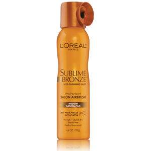L'Oreal Sublime Tanning