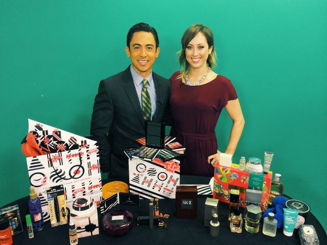 Tony Cabrera and I for Fox 11 News
