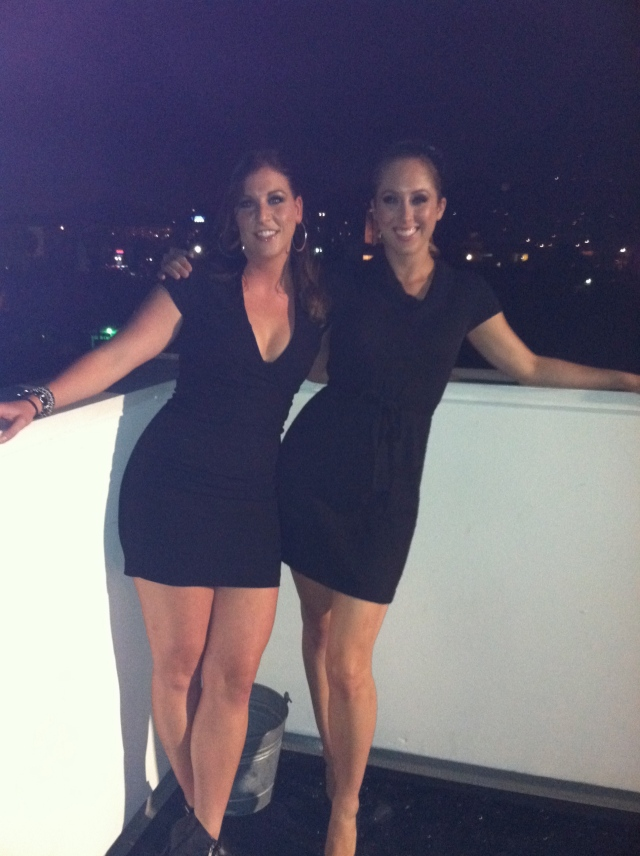 Twinsies night!